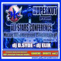 All Star Conference (Mixtape Rap U.S) by DJ ELIX & Dj D-SYDE