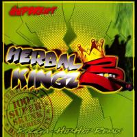 HERBAL KINGZ volume 3( Remix raggae Hip Hop) by DJ AKIL , DJ TWODA  & DJ D-SYDE